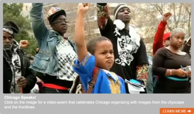 Chicago Speaks!
