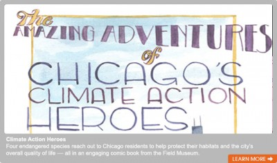 Chicago's Climate Action Heroes