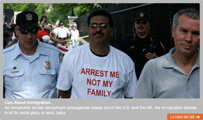 Arrest Me, Not My Family