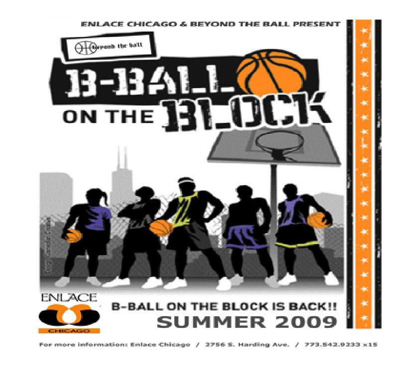 B-Ball on the Block