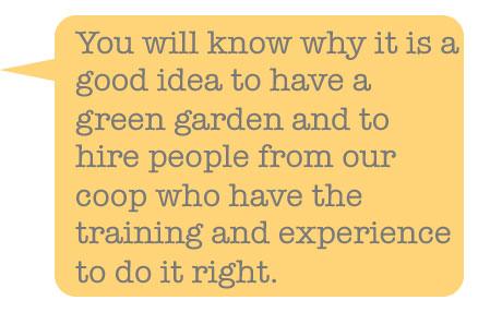 green gardener outcome
