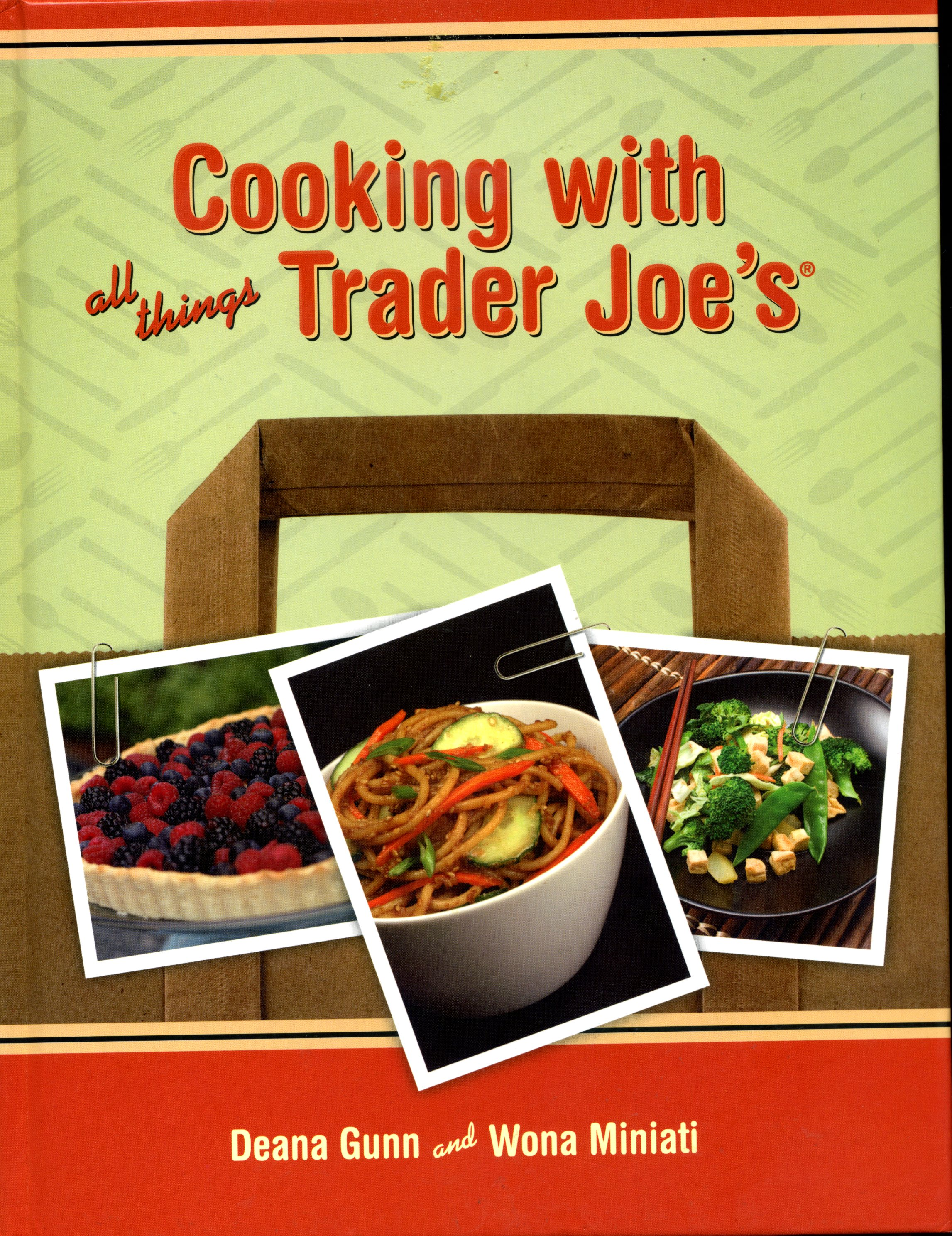 trader joe cookbook