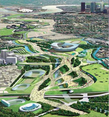 2012 London Olympic Village