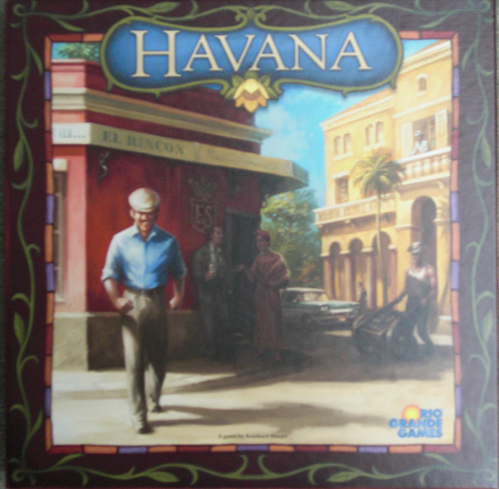 Havana game box