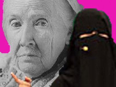 Julia Ward Howe and Hissa Hilal