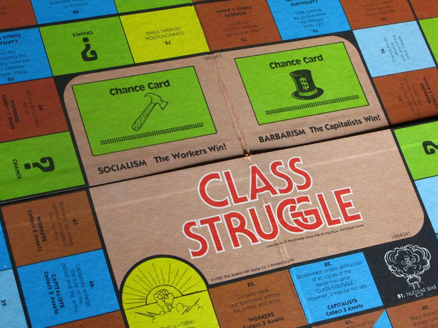 Class Struggle Board