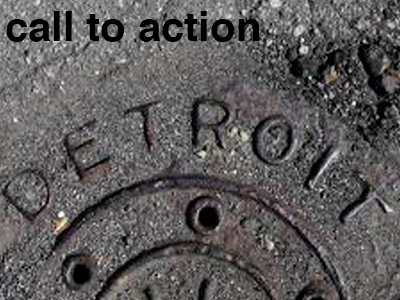 Detroit Call to Action
