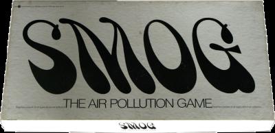 Smog game box