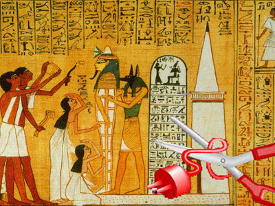 Egypt unplugged