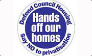 Hands Off Our Homes