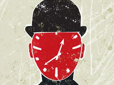 Clock head