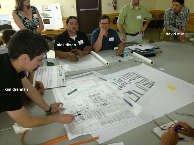 Charette working group