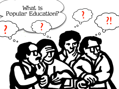 What is Popular Education?